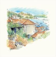 ギリシャ島のネコ2