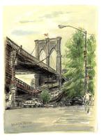 【Brooklin Bridge】