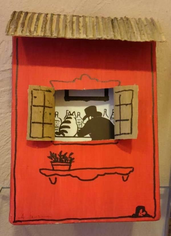 「久世アキ子のネコ展」開催中ですサムネイル